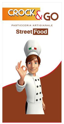 CROCK & GO PASTICCERIA ARTIGIANALE Street Food