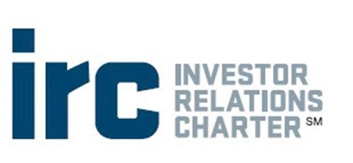 IRC INVESTOR RELATIONS CHARTER