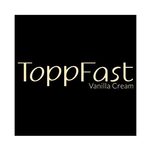 ToppFast Vanilla Cream