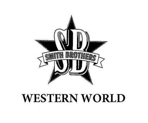 SB SMITH BROTHERS WESTERN WORLD