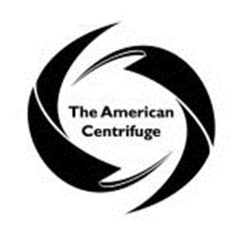 THE AMERICAN CENTRIFUGE