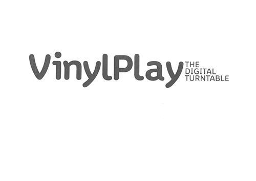 VINYLPLAY THE DIGITAL TURNTABLE