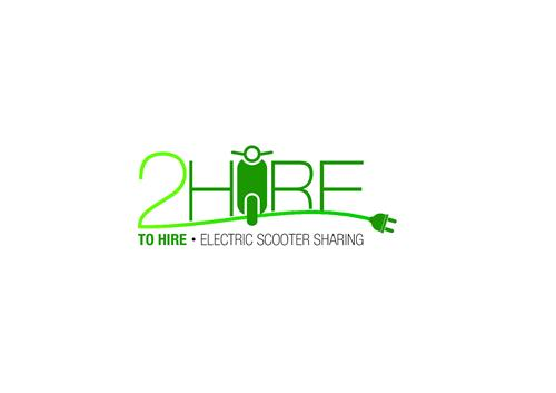 2 hire TO HIRE - ELECTRIC SCOOTER SHARING