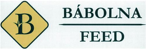B BÁBOLNA FEED