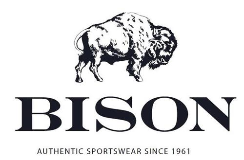 BISON AUTHENTIC SPORTSWEAR SINCE 1961