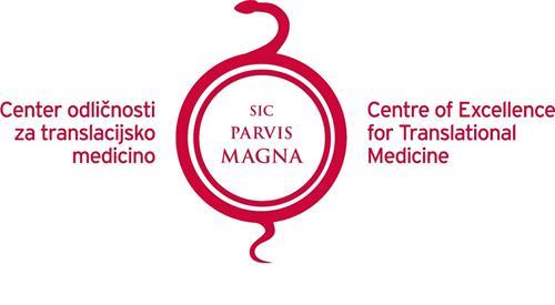Center odličnosti za translacijsko medicino. SIC PARVIS MAGNA Centre of Excellence for Translational Medicine
