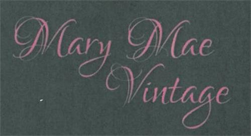 Mary Mae Vintage