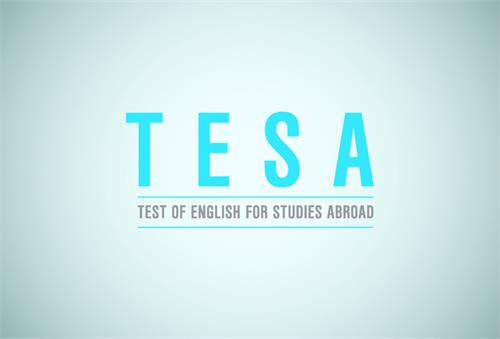 TESA Test of English for Studies Abroad
