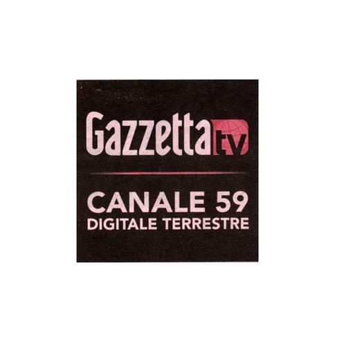 GAZZETTA TV CANALE 59 DIGITALE TERRESTRE