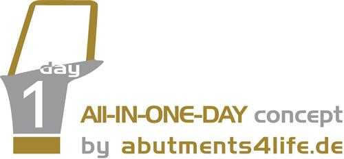 All-in-one-day concept by abutments4life.de