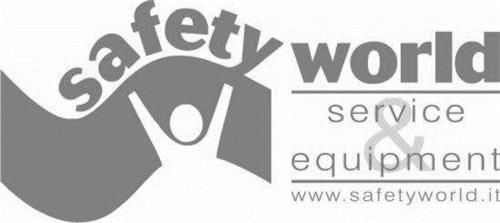 SAFETY WORLD SERVICE & EQUIPMENT WWW.SAFETYWORLD.IT