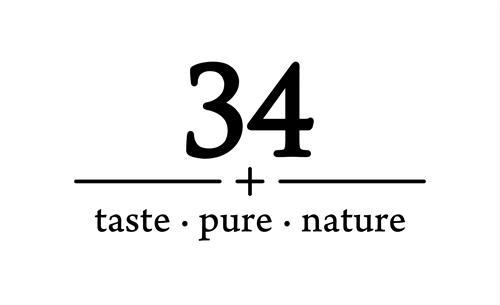 34 taste pure nature