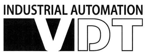 INDUSTRIAL AUTOMATION VDT
