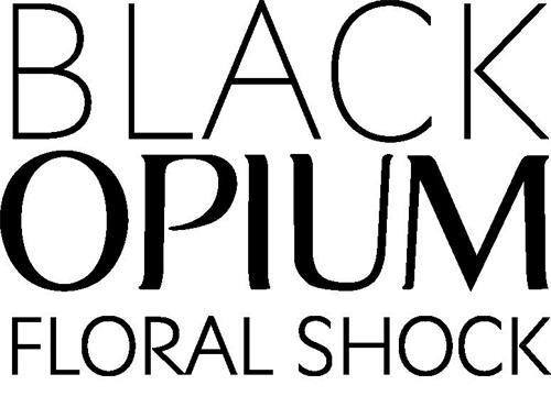 Resultado de imagem para BLACK OPIUM FLORAL SHOCK