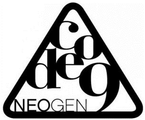 Image result for neogen code9 logo