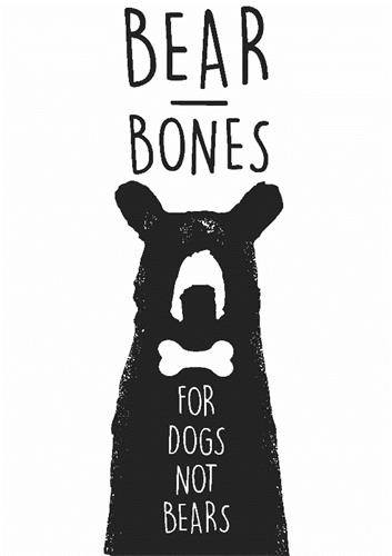 Bear Bones for dogs not bears