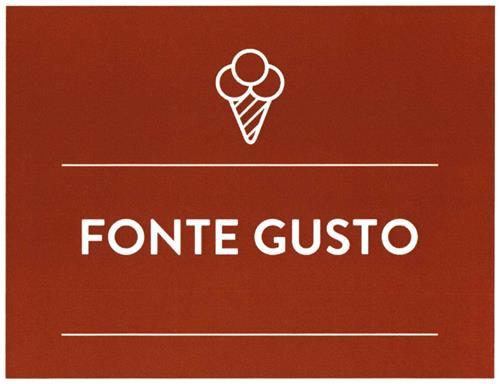 FONTE GUSTO