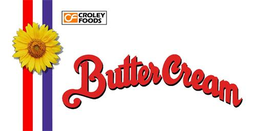 CF CROLEY FOODS BUTTER CREAM