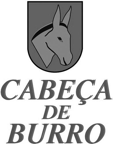 CABEÇA DE BURRO