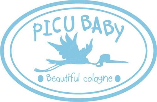 PICU BABY Beautiful cologne