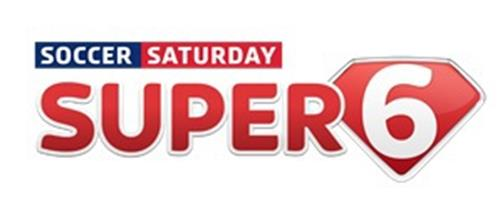 SOCCER SATURDAY SUPER 6