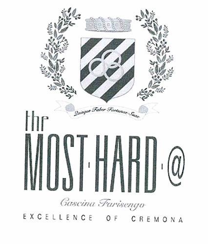 THE MOST HARD @ CASCINA FARISENGO EXCELLENCE OF CREMONA
