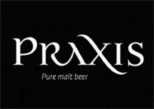 Praxis Pure Malt Beer