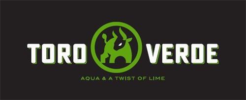 TORO VERDE aqua & a twist of lime