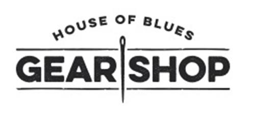 HOUSE OF BLUES GEAR SHOP