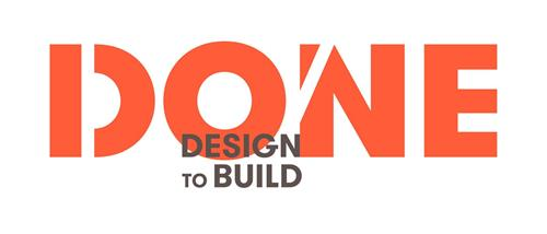 DONE DESIGN TO BUILD