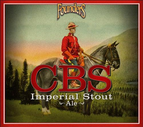 FounderS CBS Imperial Stout - Ale -