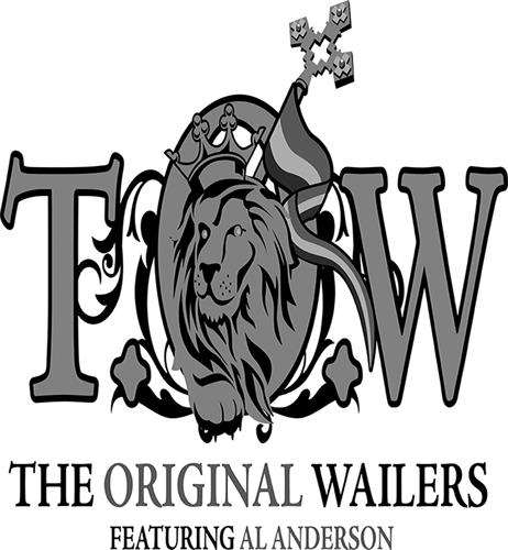 TOW THE ORIGINAL WAILERS FEATURING AL ANDERSON