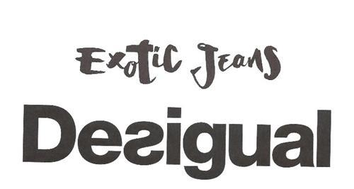 Exotic Jeans Desigual