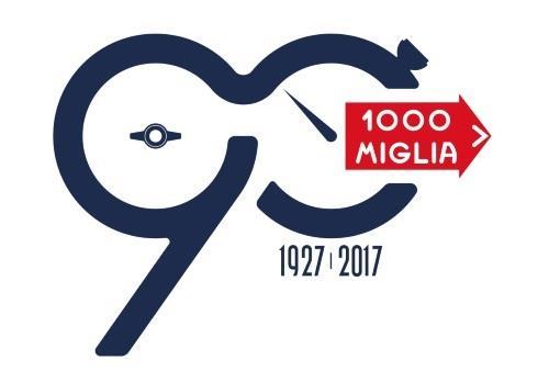 90 1000 MIGLIA 1927/2017