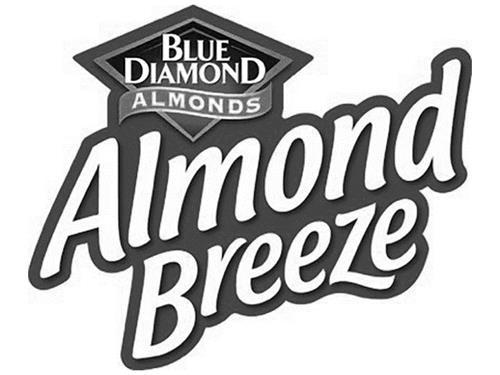 BLUE DIAMOND  ALMONDS  Almond Breeze