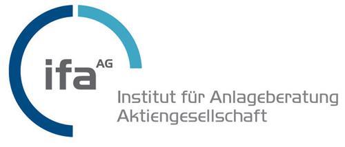 ifa AG Institut für Anlageberatung Aktiengesellschaft