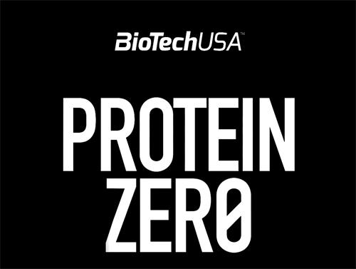 BioTechUSA PROTEIN ZERO