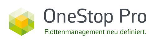 OneStop Pro Flottenmanagement neu definiert.