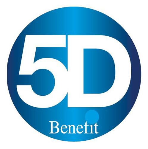 5D Benefit
