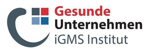 Gesunde Unternehmen iGMS Institut