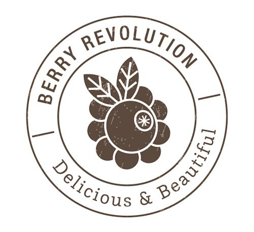 BERRY REVOLUTION Delicious & Beautiful