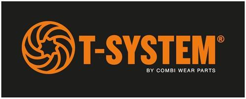 T-SYSTEM BY COMBI WEAR PARTS