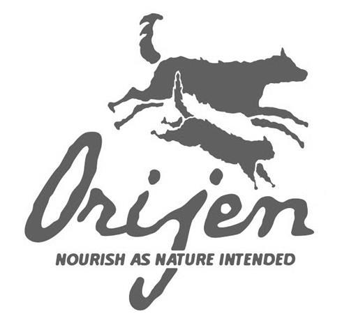 ORIJEN NOURISH AS NATURE INTENDED