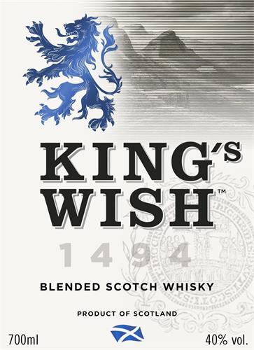 KING'S WISH 1494