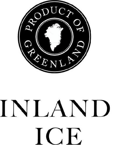 PRODUCT OF GREENLAND INLAND ICE