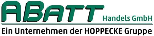 ABatt Handels GmbH Ein Unternehmen der Hoppecke Gruppe