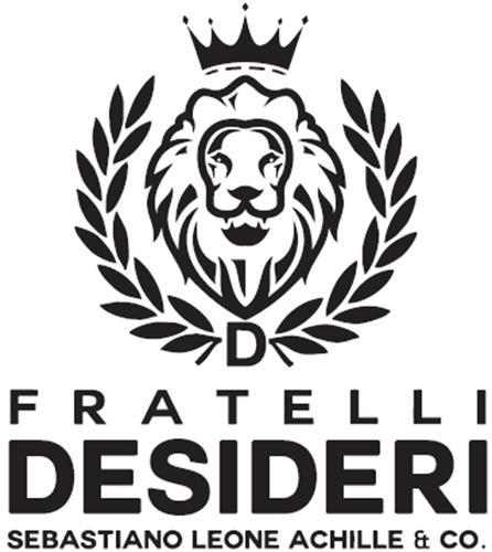D FRATELLI DESIDERI SEBASTIANO LEONE ACHILLE & CO.