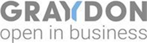 GRAYDON OPEN IN BUSINESS