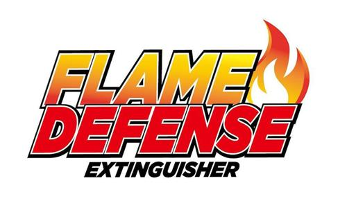 FLAME DEFENSE EXTINGUISHER