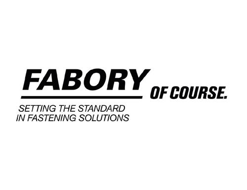 FABORY of course. Setting the standard in fastening solutions